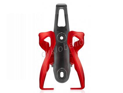 Košík IBERA IB-BC17 plast stavitelný  - červená
