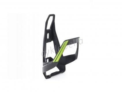 Košík ABC-PRO  (černá/zelená)