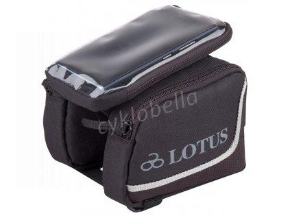 Brašna pro Smartphone na rám LOTUS I-Touch 23 velikost M