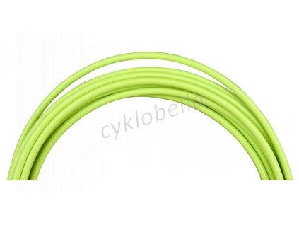 Hadice hydraulické brzdy PRO-T Plus AGR Ultimate 5mm (7,6m) - zelená