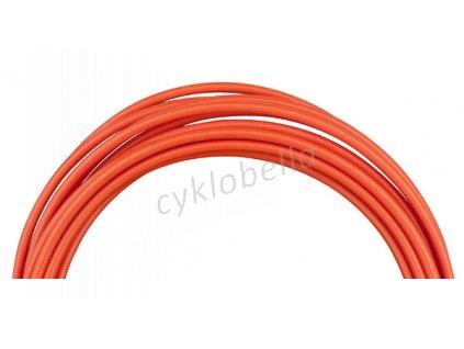 Hadice hydraulické brzdy PRO-T Plus AGR Ultimate 5mm (7,6m) - oranžová