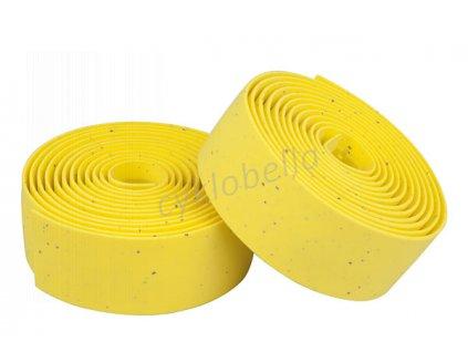 Omotávka PRO-T Plus Color korek  - žlutá