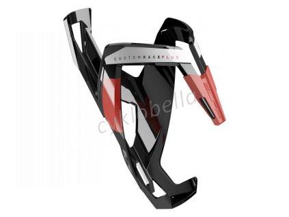 Košík ELITE Custom Race Plus - černo-červená