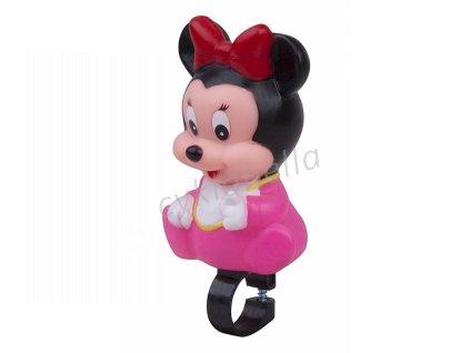 Houkačka plastová zvířátko - Mickey Mouse