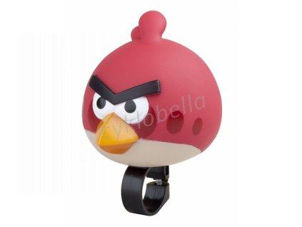 Houkačka plastová zvířátko - Angry Bird