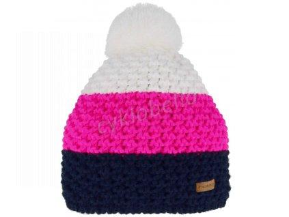 Dětská zimní čepice Relax BAR RKH73O/J