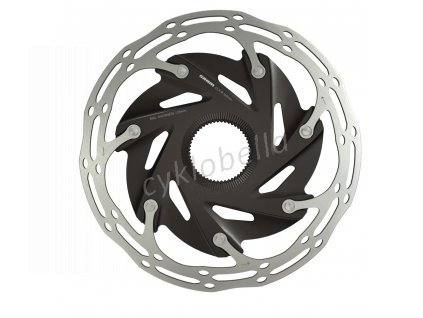 SRAM ROTOR CNTRLN XR 2P CL 140MM BLK ROUNDED Množ. Uni