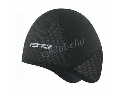 čepice pod přilbu F FREEZE zimní,černá L-XL