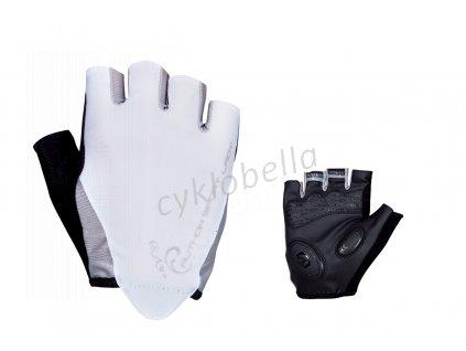Rukavice Lady Sport Gel k/p L (černá/bílá)