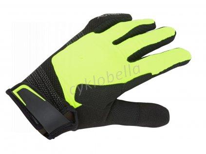 Rukavice ThermoLite Gel XXL (černá/žlutá-neonová)