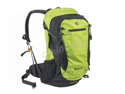 Batoh A-B Twister X7  (černá/zelená)