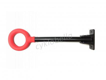 Držák na kolo CC WS15 sedlo  (černá/červená)
