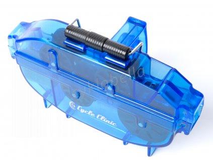 Myčka řetězu CC 710  (modrá)