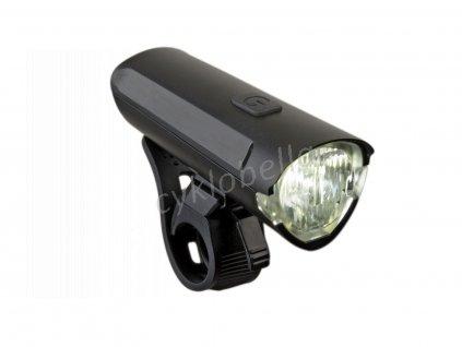 Světlo př. A-Zoom 150 lm  (černá)