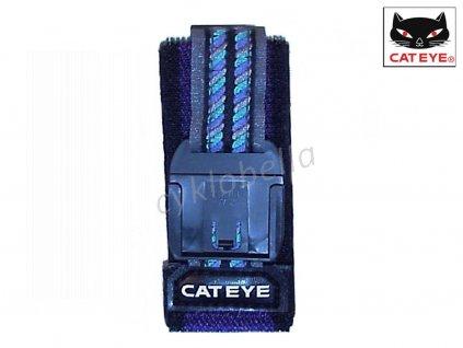 Řemínek CAT cyklopočítač-HB100/AT100 (1699835)  (černá)