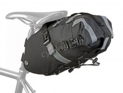Brašna pod sedlo A-S3152 SuMo X9  (černá)