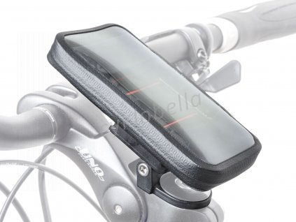Pouzdro na telefon I-Shell 135 x 70 mm (černá)