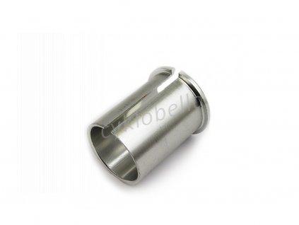 Redukce KL - 001 d.27,2/ 30,2mm (stříbrná)