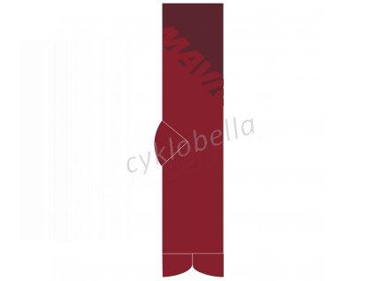 20 MAVIC PONOŽKY DEEMAX HAUTE RED (LC1255400) 35/38