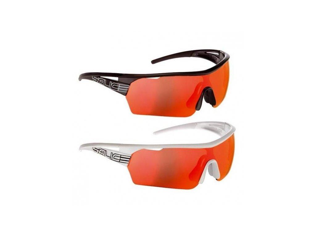 Brýle SALICE 006 RW RED Bílá