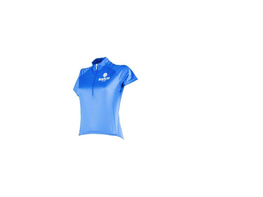 Dres Bianchi E11 Eddi - modrý