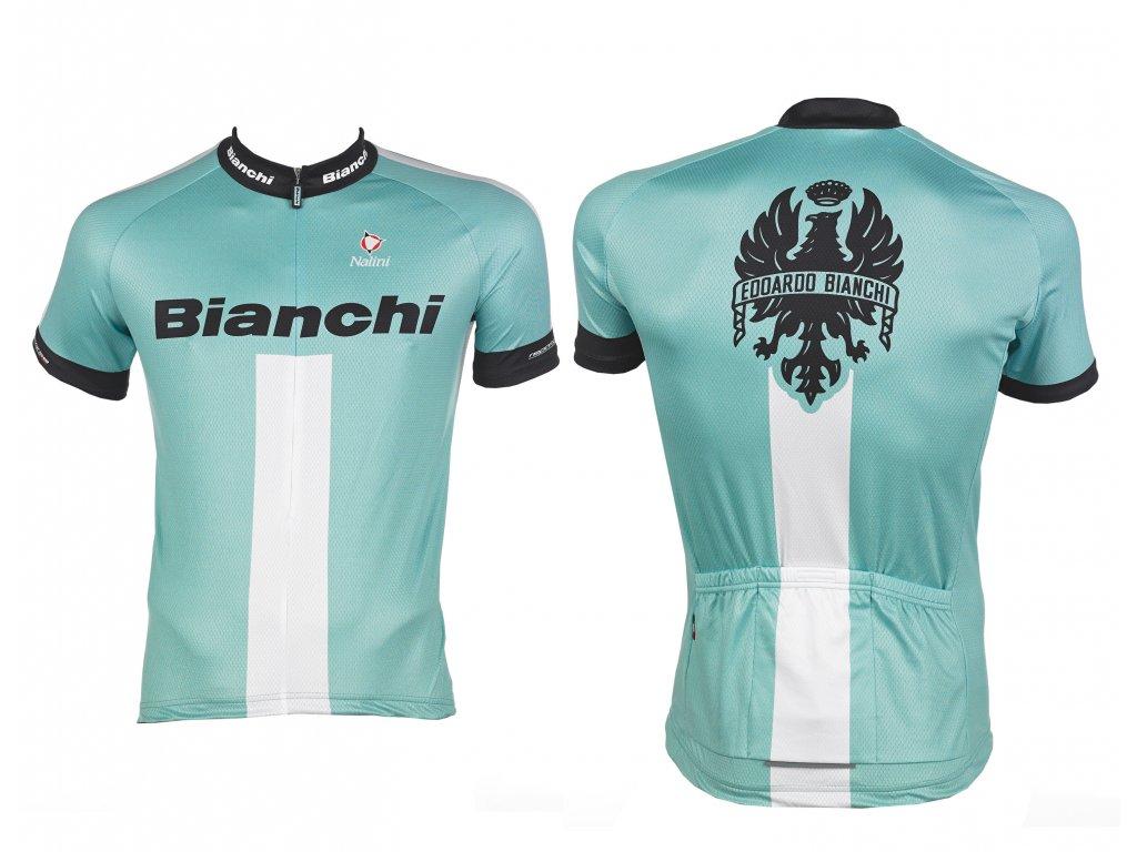 Dres Bianchi Reparto Corse - Celeste