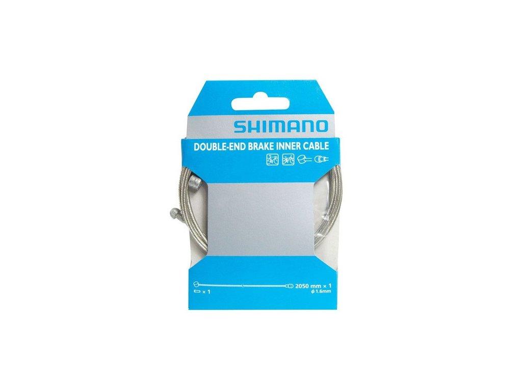 Lanko brzdové UNI SHIMANO 2,05x1,6mm