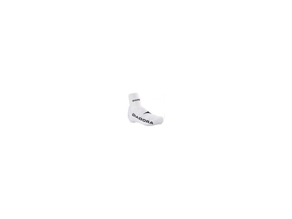 Návleky DIADORA crono shoe cover - bílé