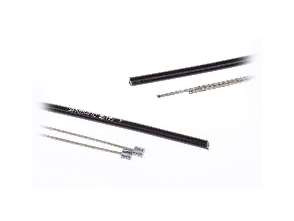 SHIMANO řadící set SIS-SP40 1700mm, 2100mm, černý