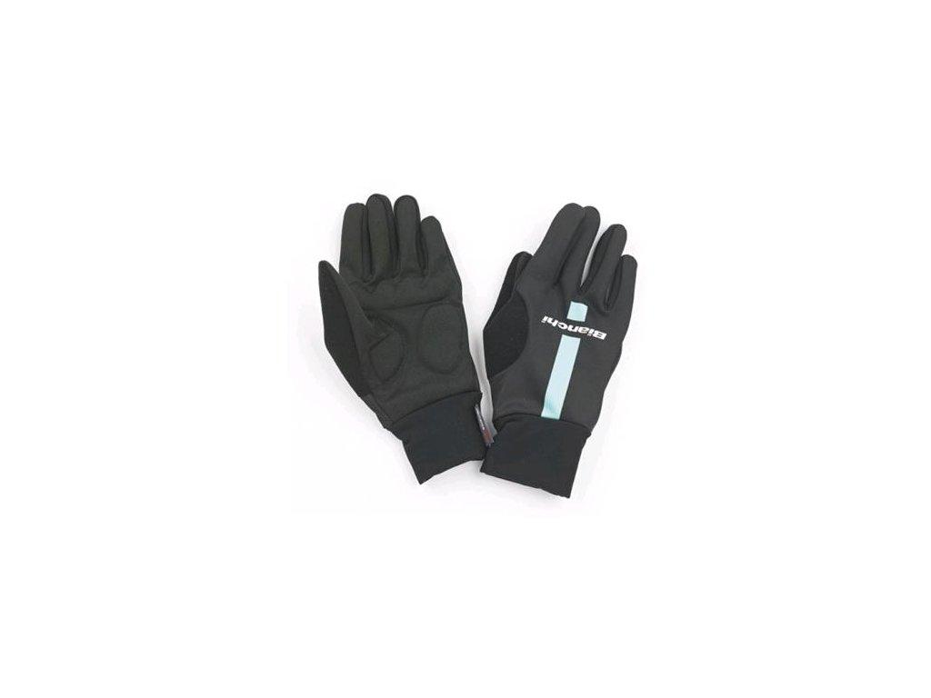 Zimní rukavice Bianchi Reparto Corse