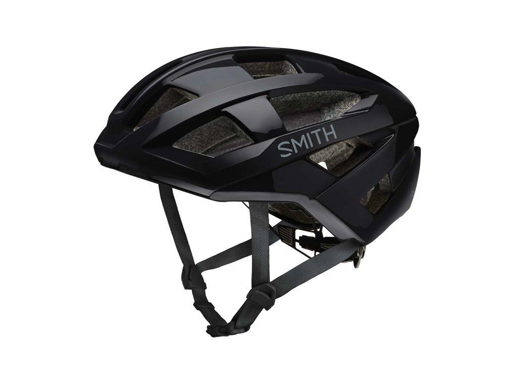 Cyklistická helma Smith PORTAL Black