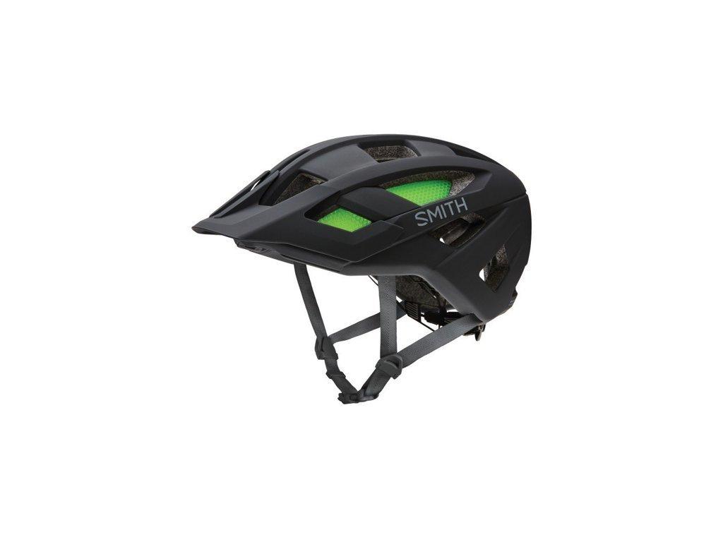 Cyklistická helma Smith ROVER/N Matte Black