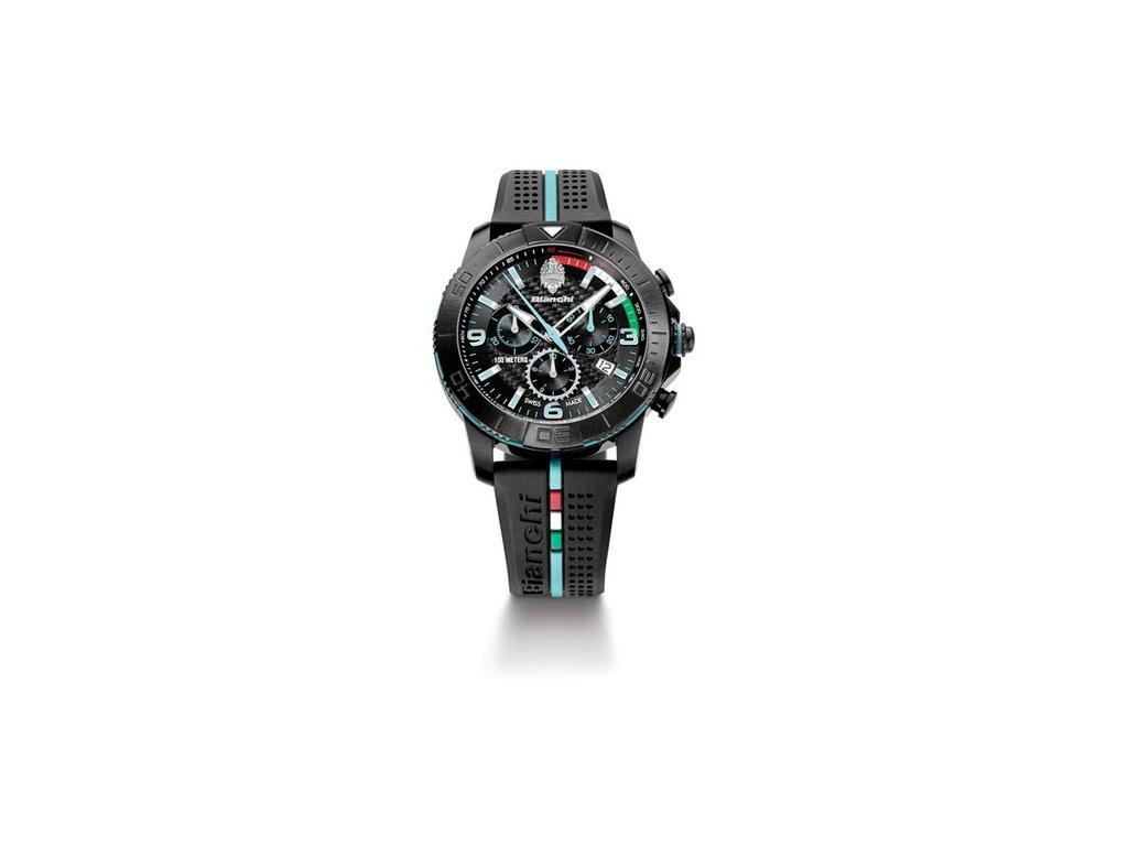 Bianchi Chronograph EB1001 hodinky - černé