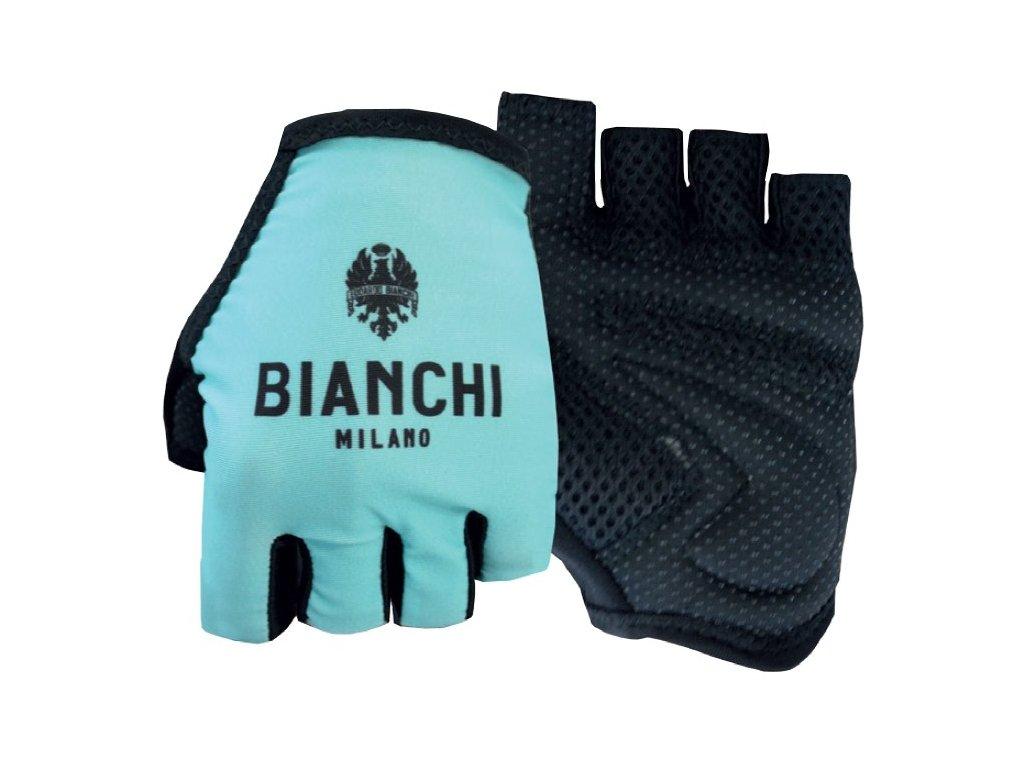 Bianchi Milano Divor rukavice - celeste