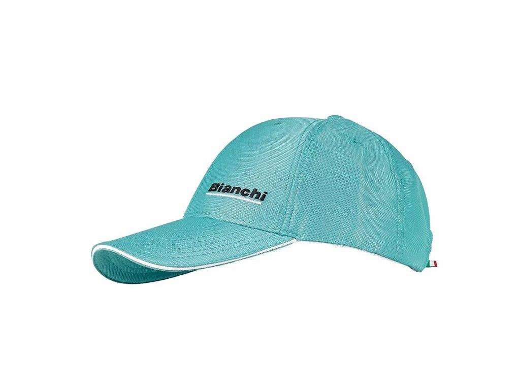 Bianchi Baseball čepice - celeste