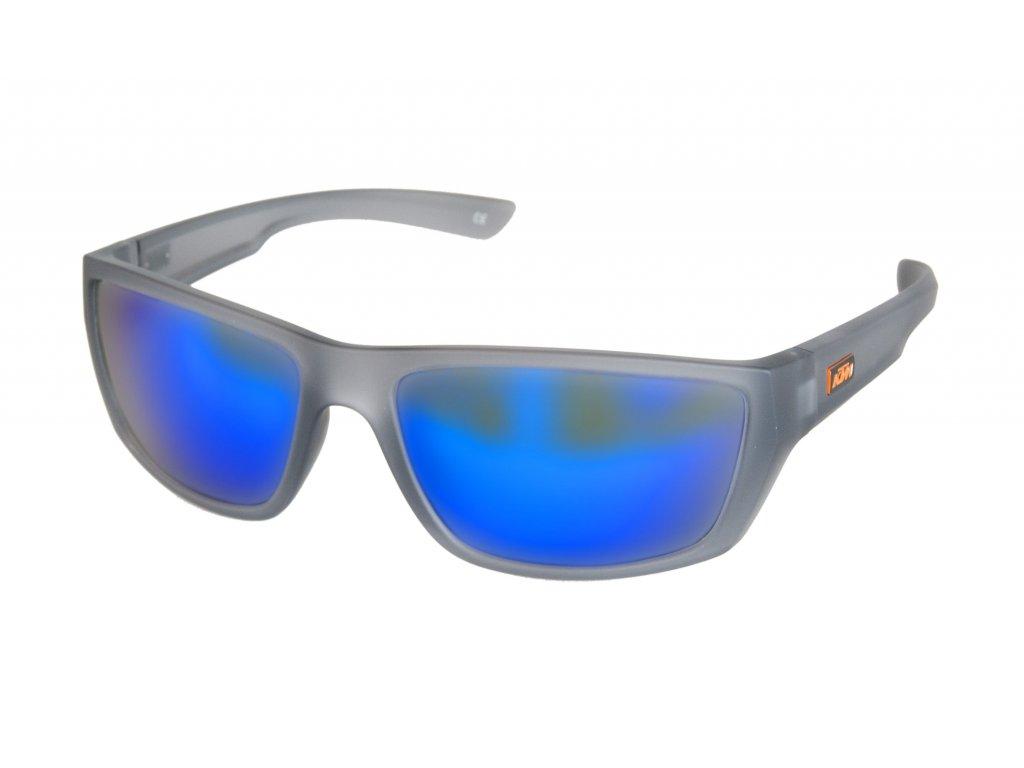 Sluneční brýle KTM Factory C2 2019 Black/blue