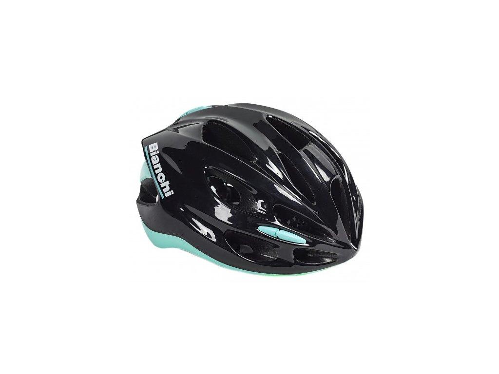 Cyklistická helma Bianchi SHAKE - black