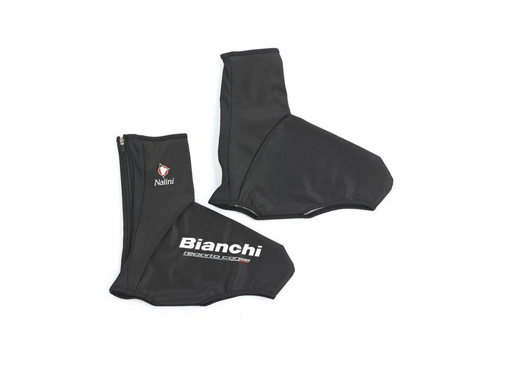 Návleky na nohy Bianchi Reparto Corse - black