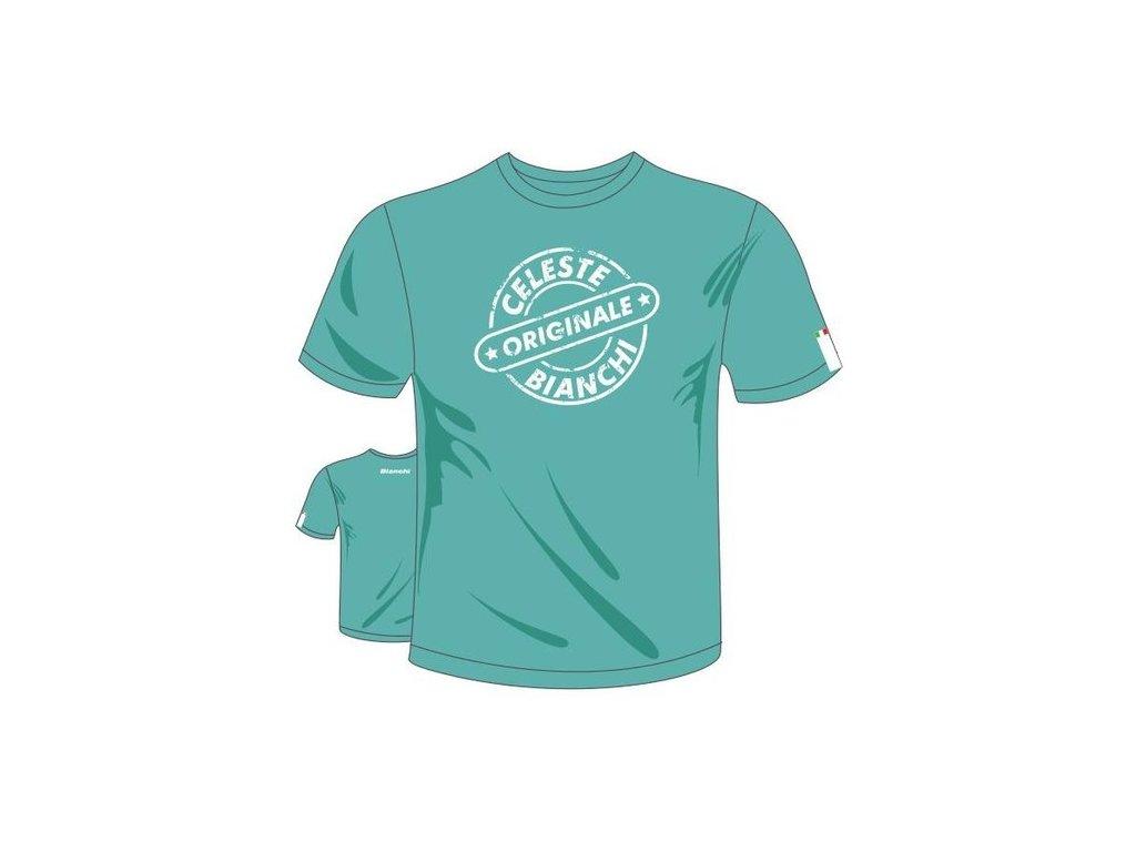 T-shirt Bianchi Celeste Original