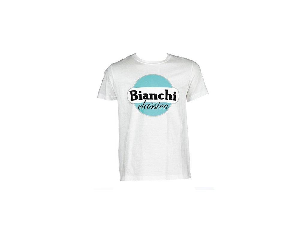 T-shirt Bianchi Classica White