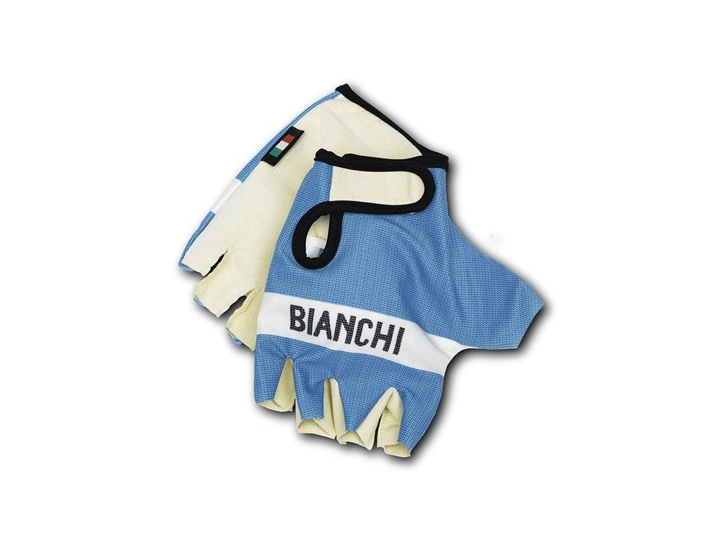 Rukavice Bianchi Summer Gloves Classic