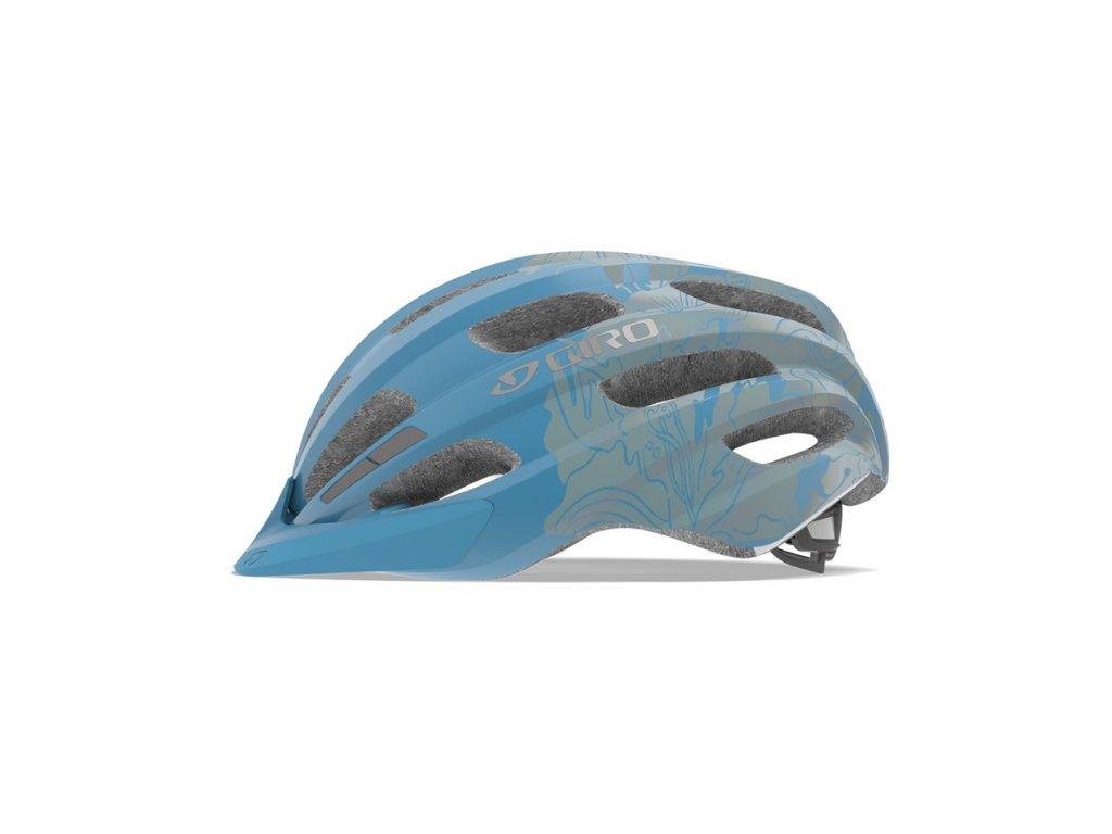 Dámská helma GIRO Vasona Ice Blue Floral