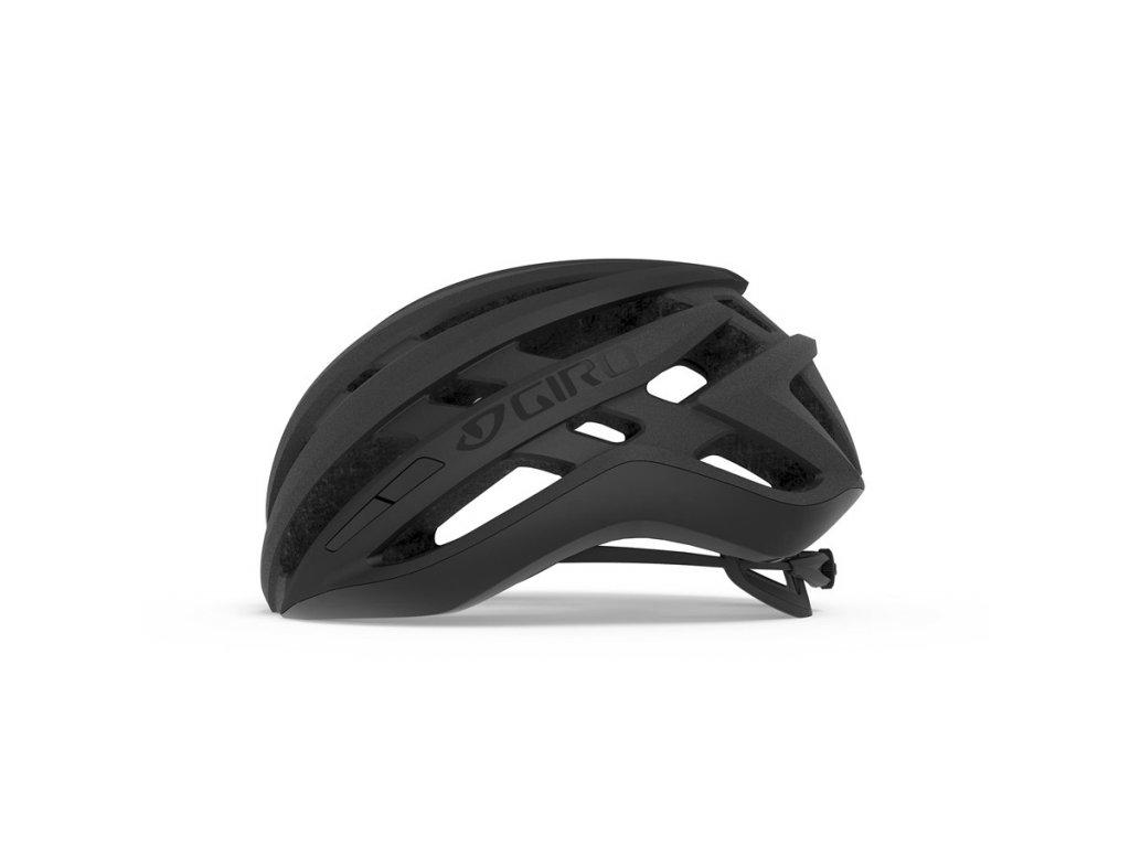 Cyklistická helma GIRO Agilis Mat Black L