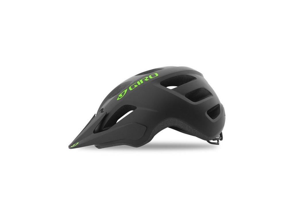 Dětská cyklistická helma GIRO Tremor Mat Black