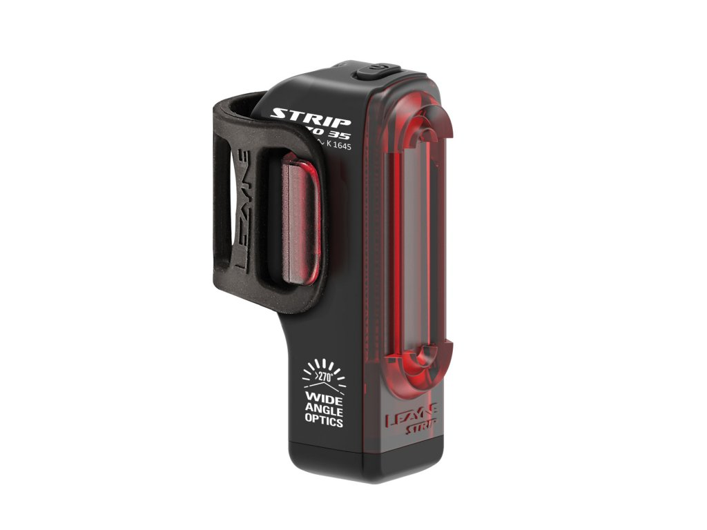 Zadní světlo STRIP DRIVE REAR STVZO BLK/HI GLOSS