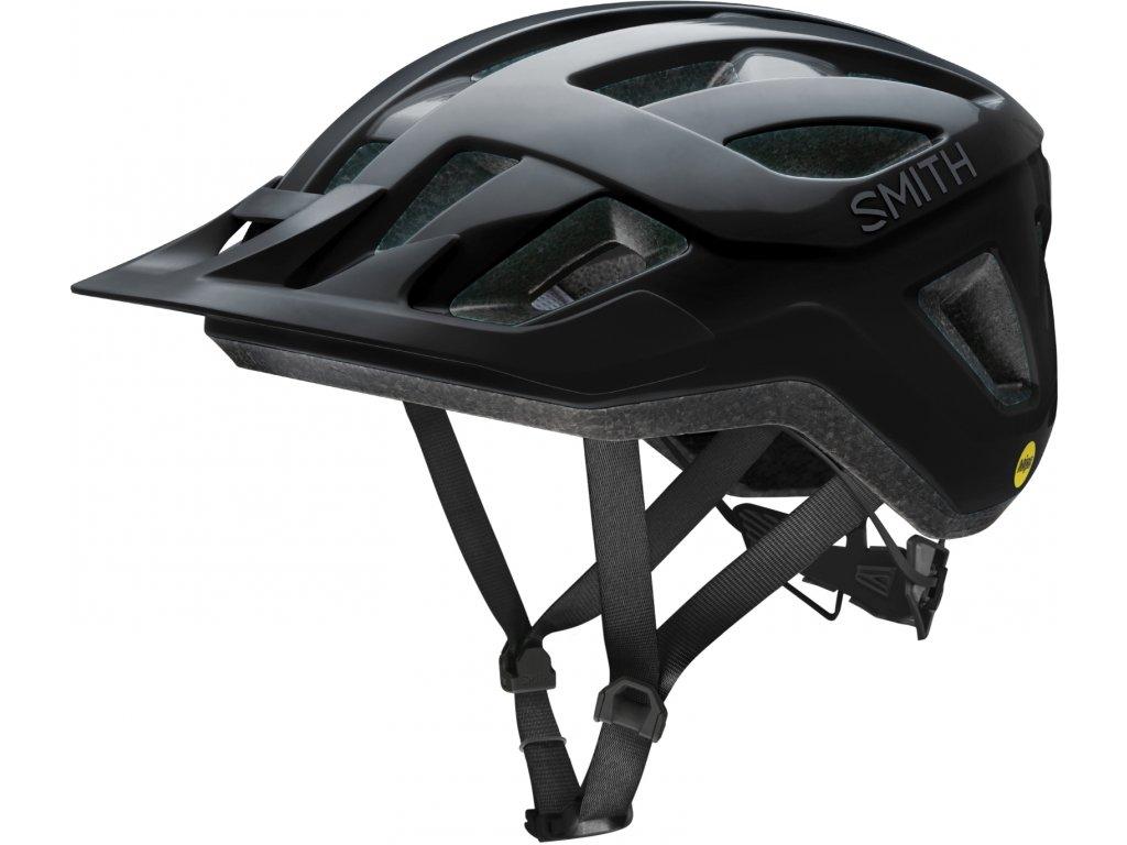 Cyklistická helma Smith Convoy MIPS - black