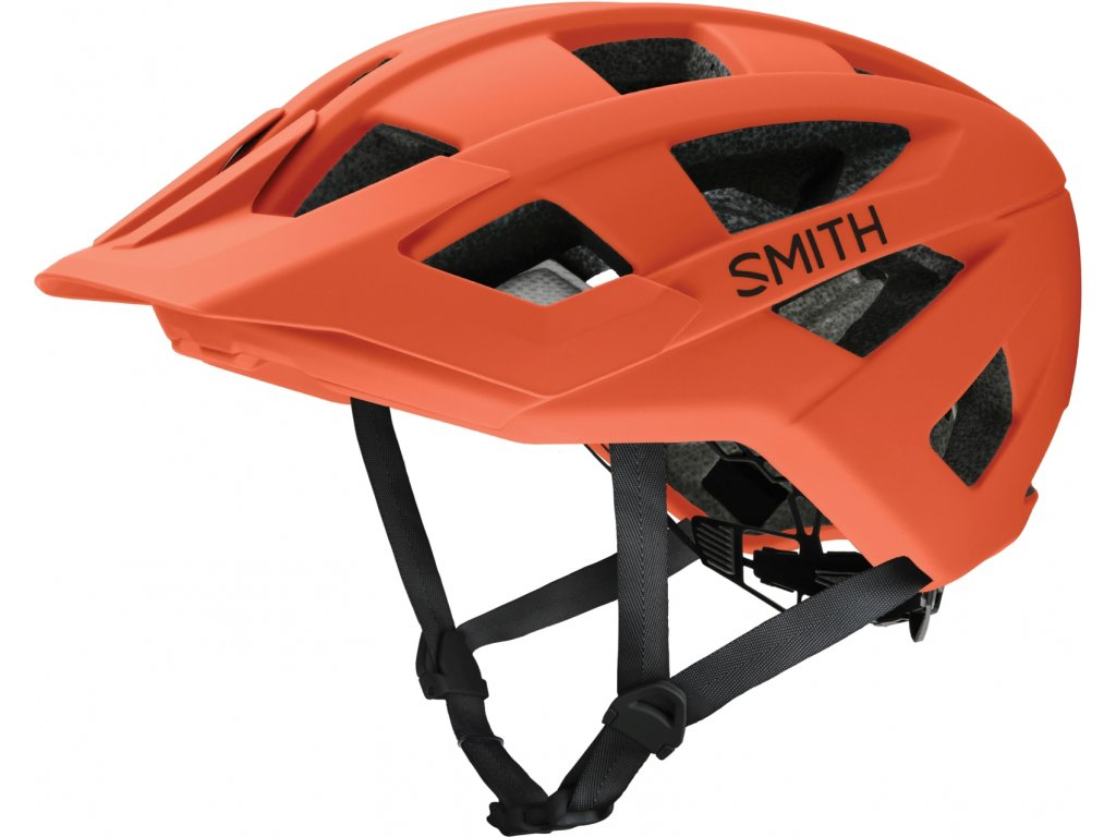Cyklistická helma Smith Venture MIPS - matte red rock