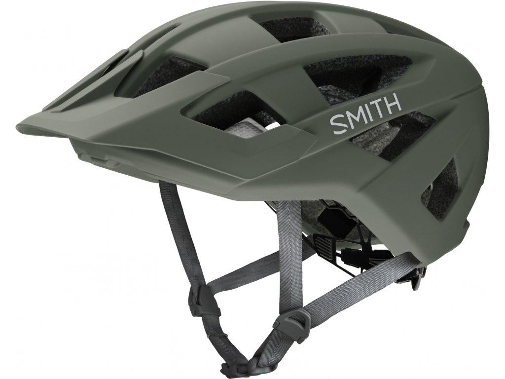 Cyklistická helma Smith Venture MIPS - matte sage