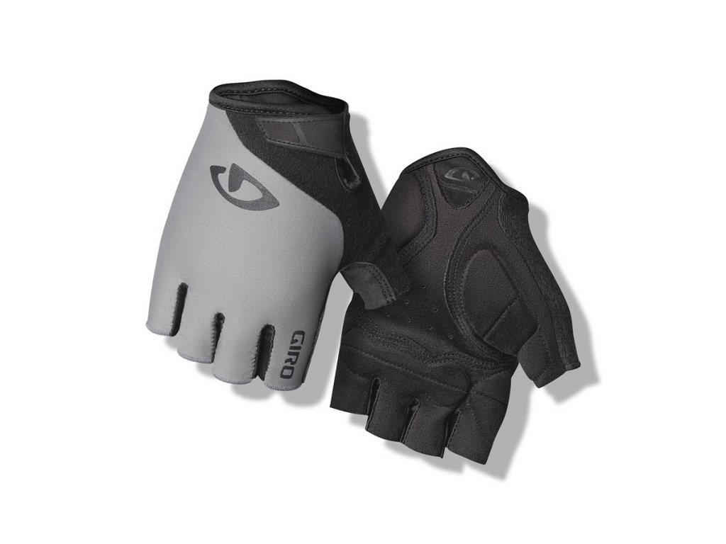 Cyklistické rukavice GIRO Jag Charcoal