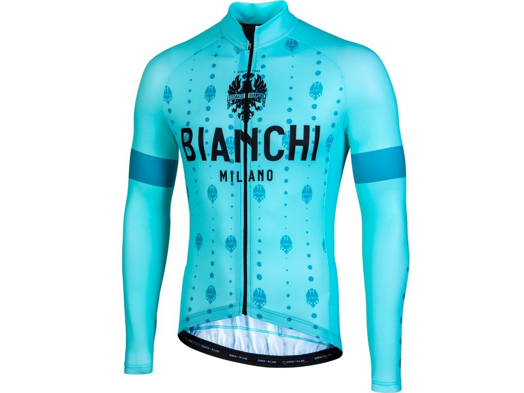 Dres Bianchi Milano PERTICARA - celeste